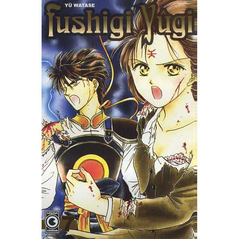 Fushigi Yûgi - Volume 07 - Usado