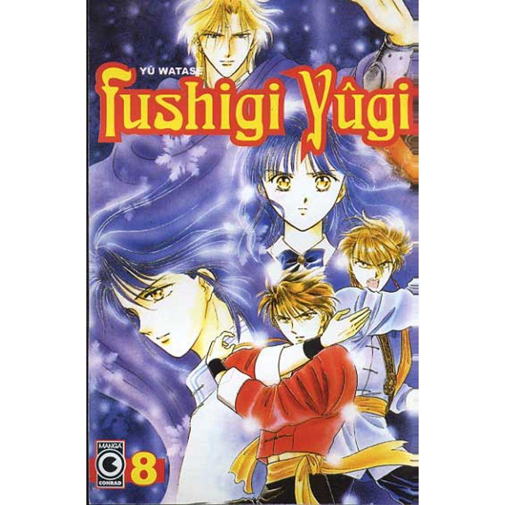 Fushigi Yûgi - Volume 08 - Usado