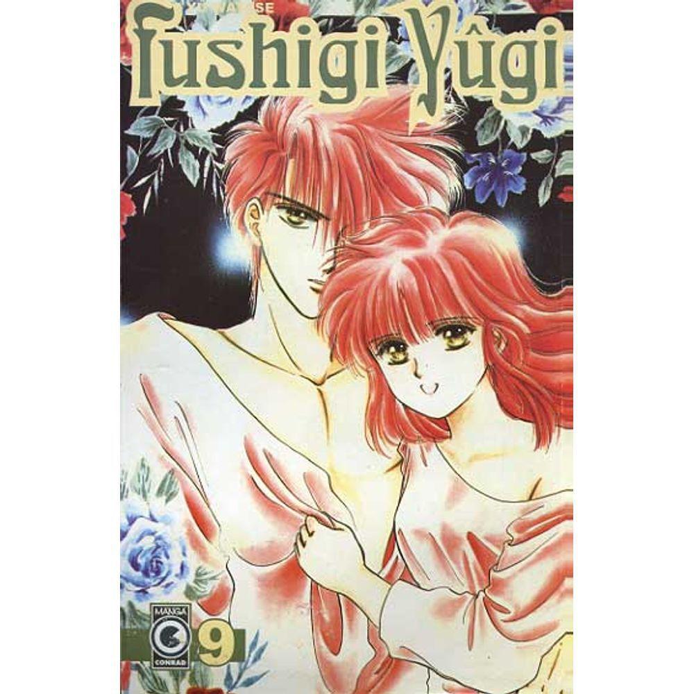 Fushigi Yûgi - Volume 09 - Usado