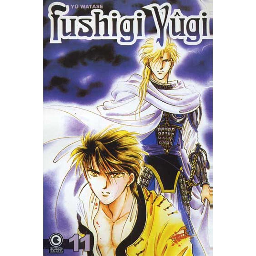 Fushigi Yûgi - Volume 11 - Usado