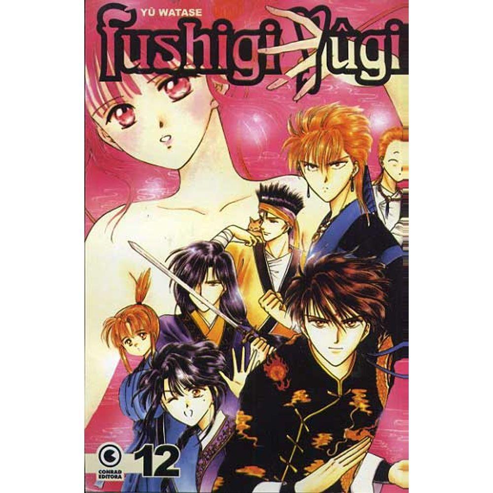 Fushigi Yûgi - Volume 12 - Usado
