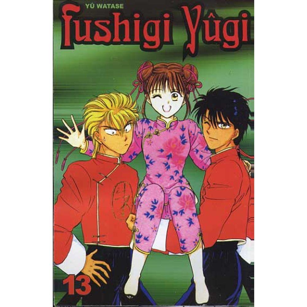 Fushigi Yûgi - Volume 13 - Usado