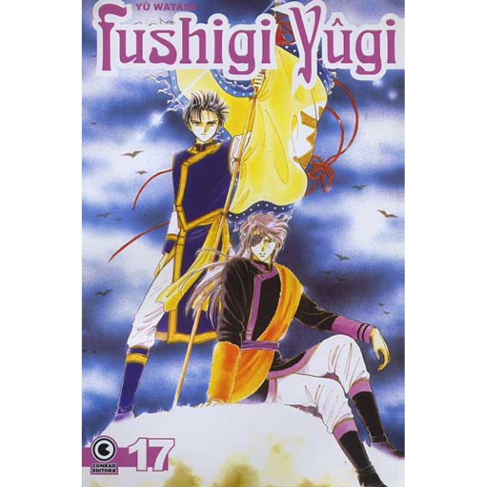 Fushigi Yûgi - Volume 17 - Usado
