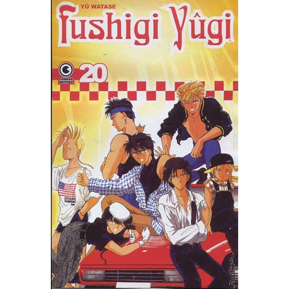 Fushigi Yûgi - Volume 20 - Usado