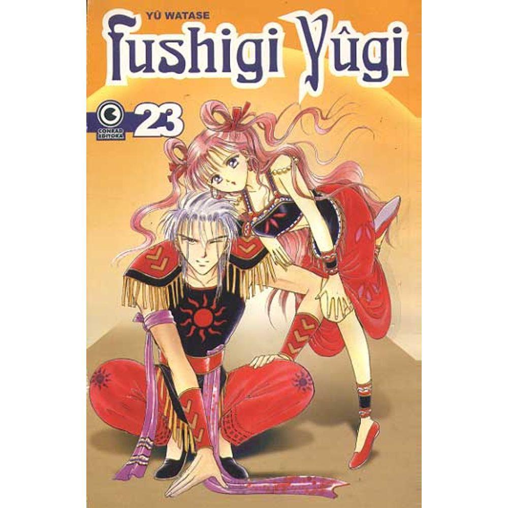 Fushigi Yûgi - Volume 23 - Usado