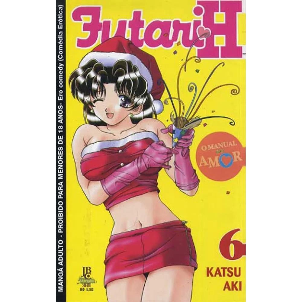 Futari H - Volume 06 - Usado