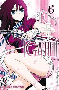 Ga-Rei - Volume 06 - Usado