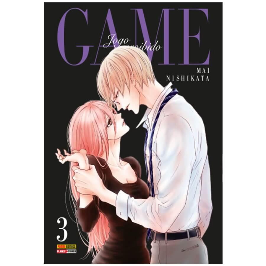 Game - Jogo Proibido - Volume 03