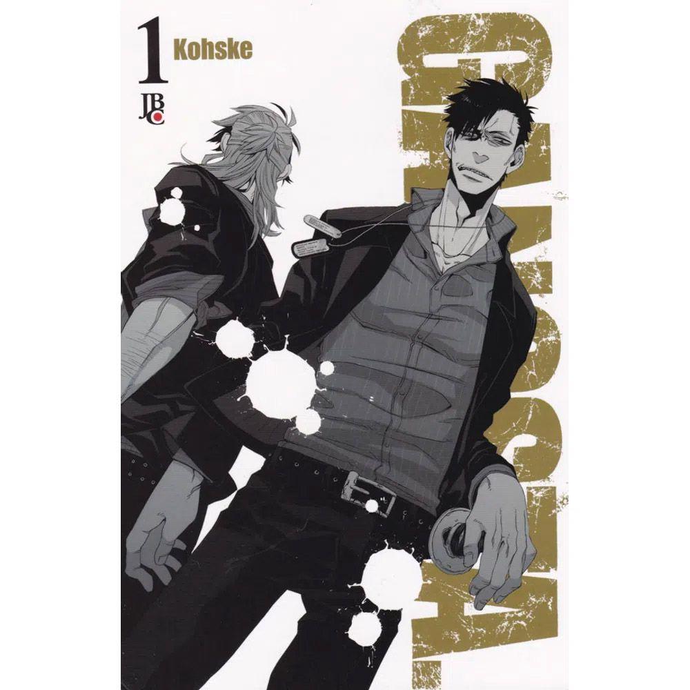 Gangsta - Volume 01 - Usado