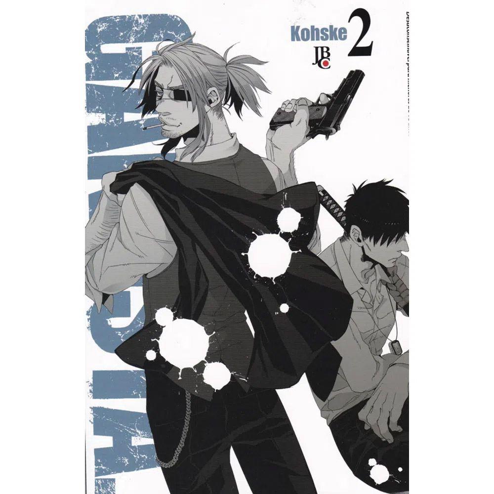 Gangsta - Volume 02 - Usado