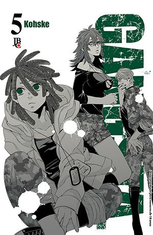 Gangsta - Volume 05