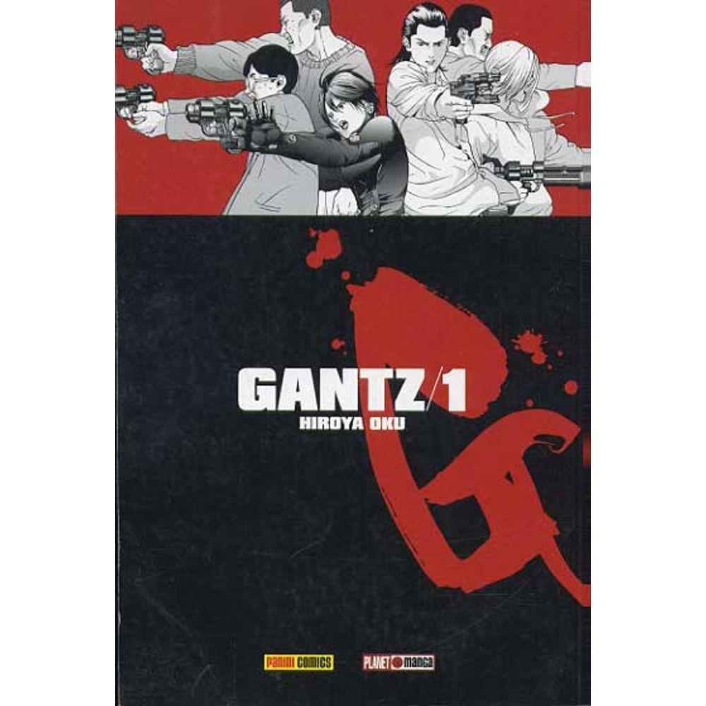 Gantz - Volume 01 - Usado