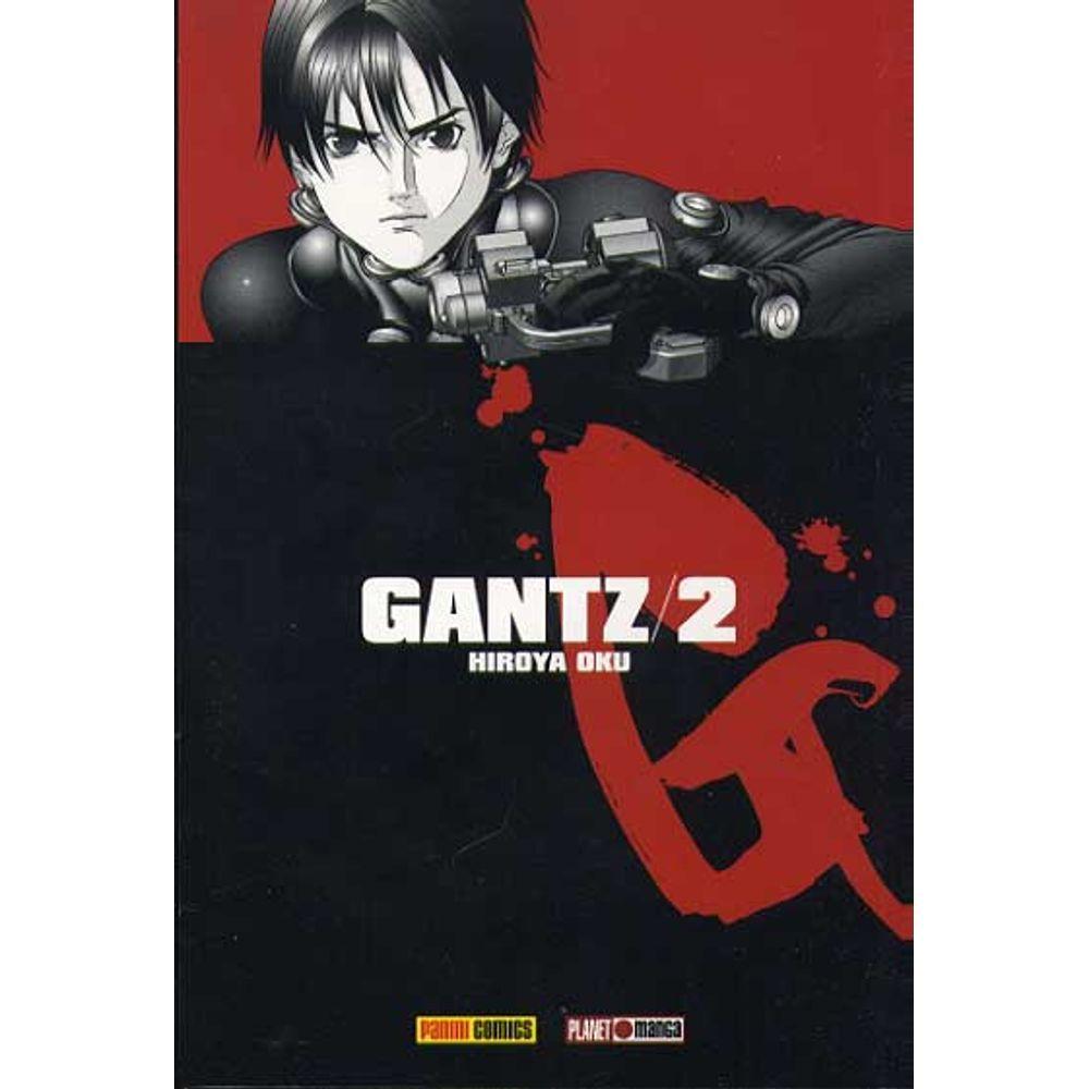 Gantz - Volume 02 - Usado
