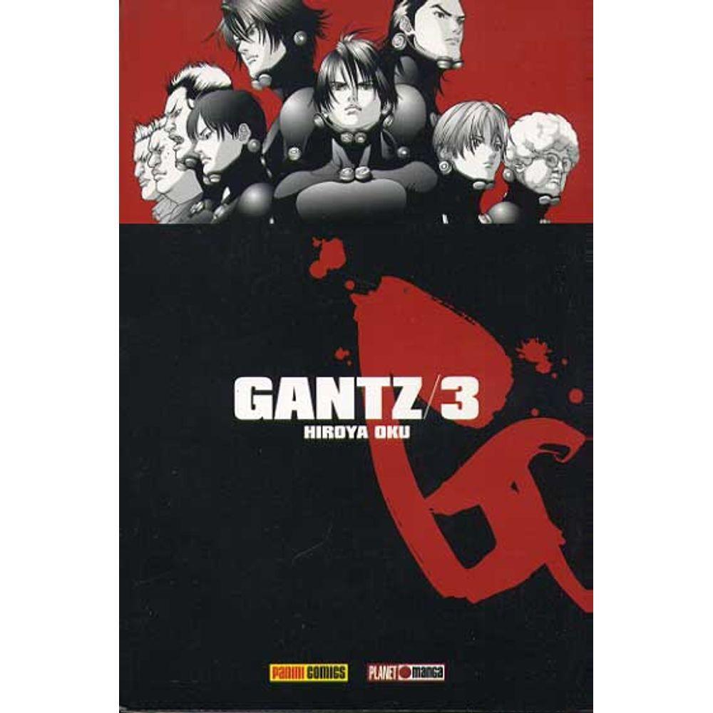 Gantz - Volume 03 - Usado
