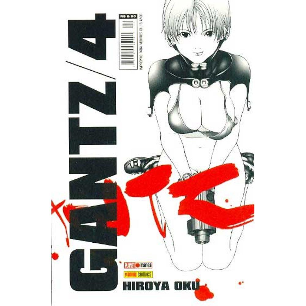Gantz - Volume 04 - Usado