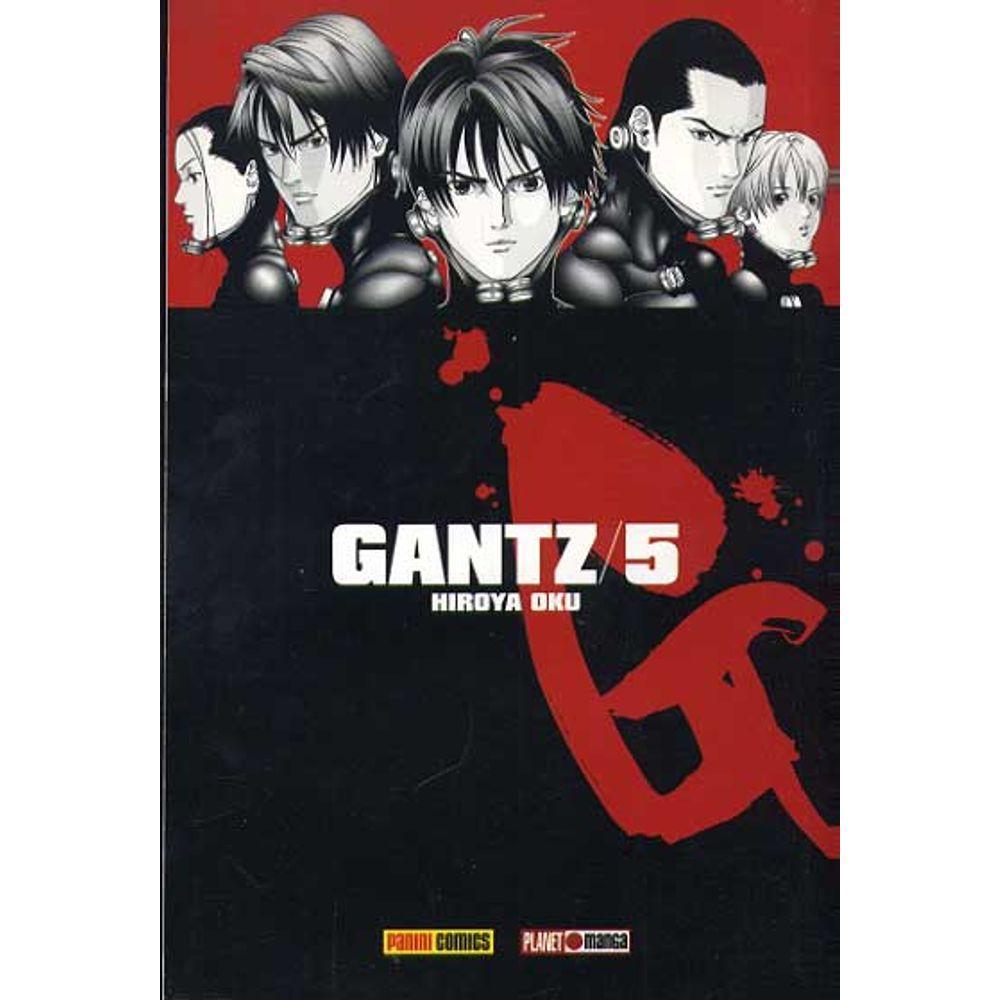 Gantz - Volume 05 - Usado