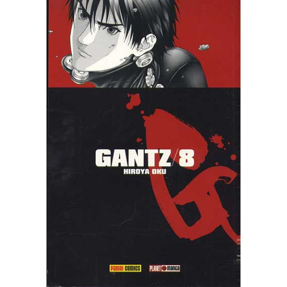 Gantz - Volume 08 - Usado
