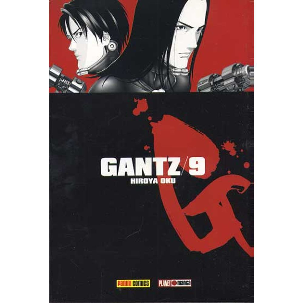 Gantz - Volume 09 - Usado