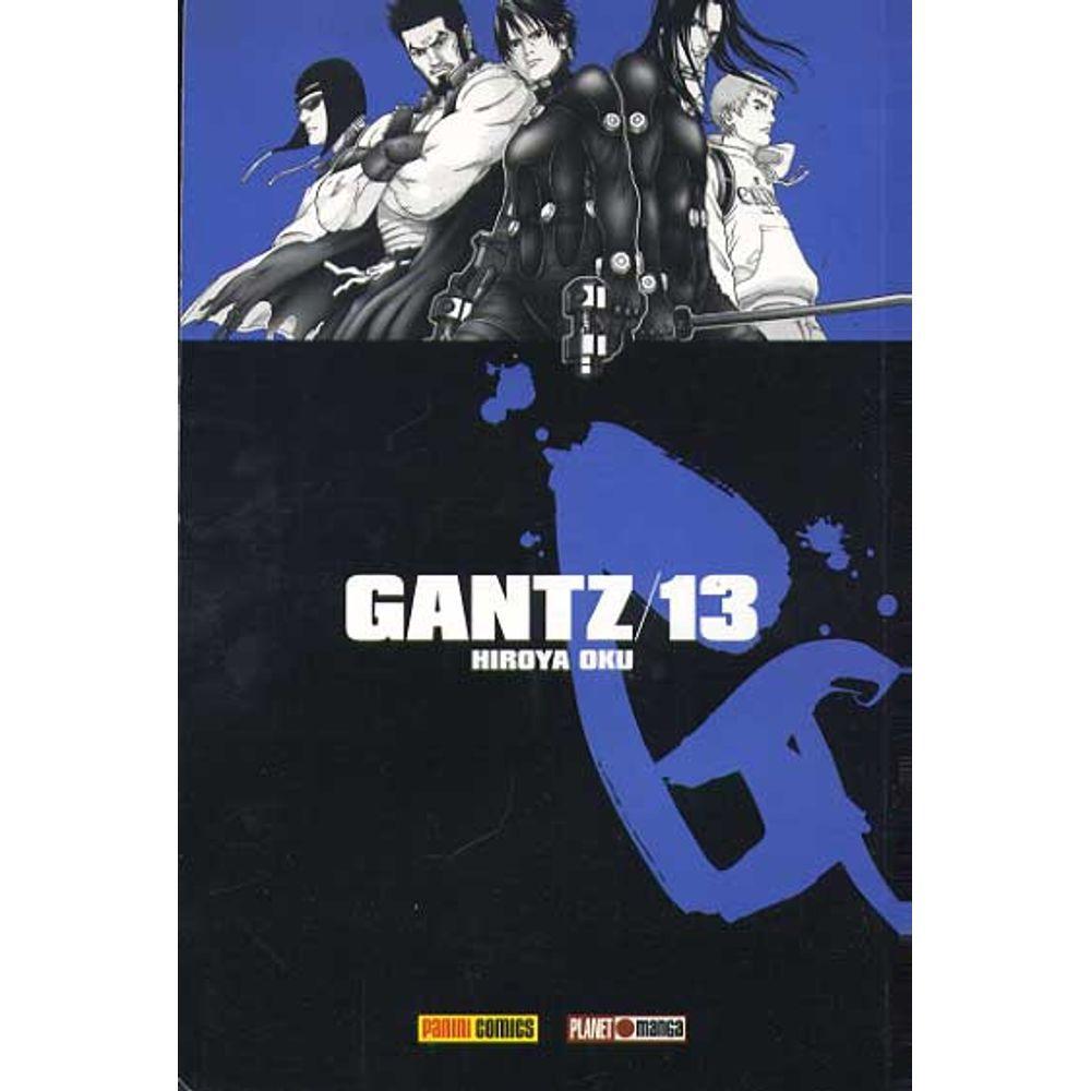 Gantz - Volume 13 - Usado