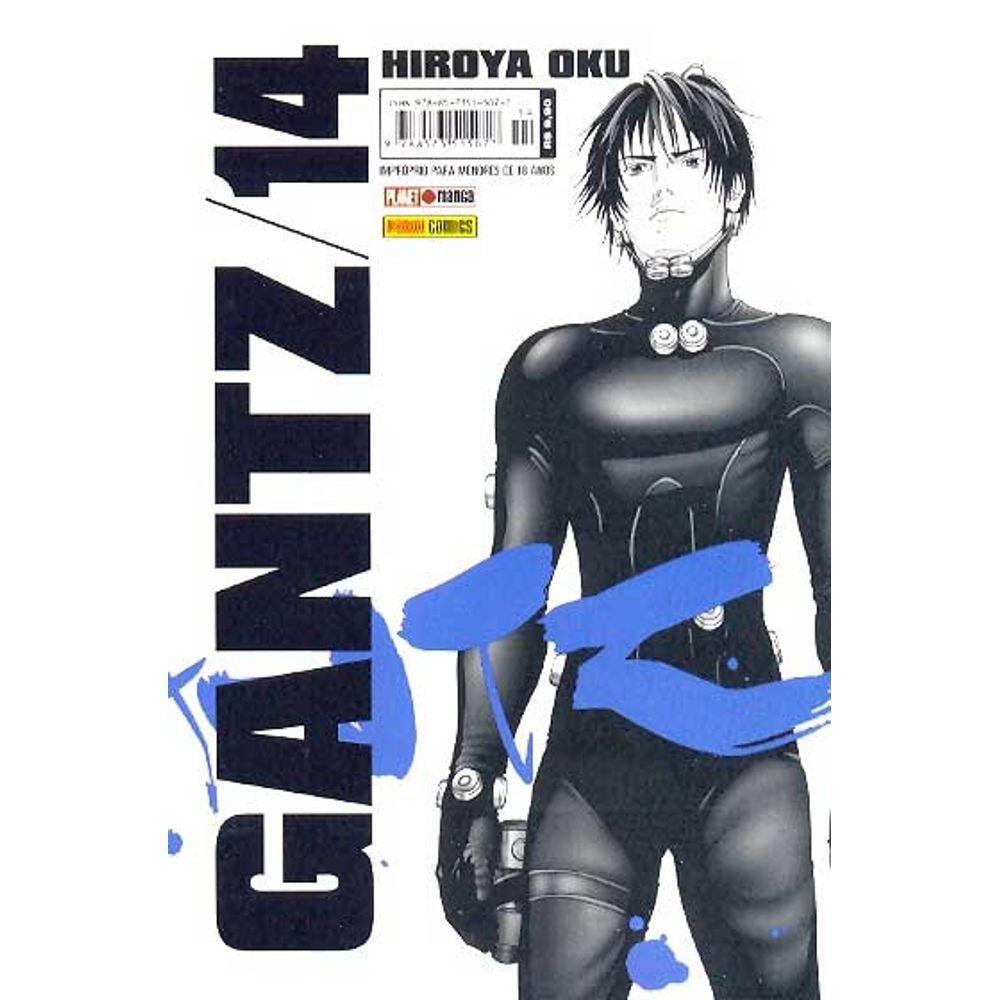 Gantz - Volume 14 - Usado