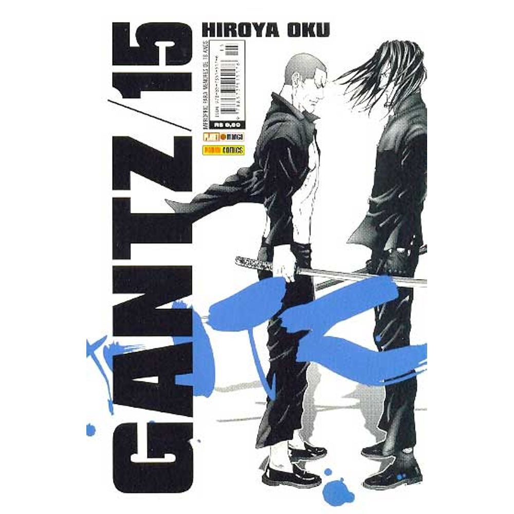 Gantz - Volume 15 - Usado