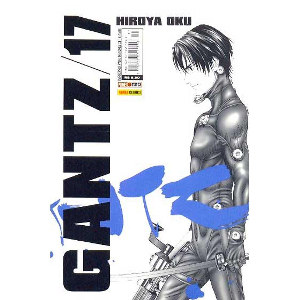 Gantz - Volume 17 - Usado