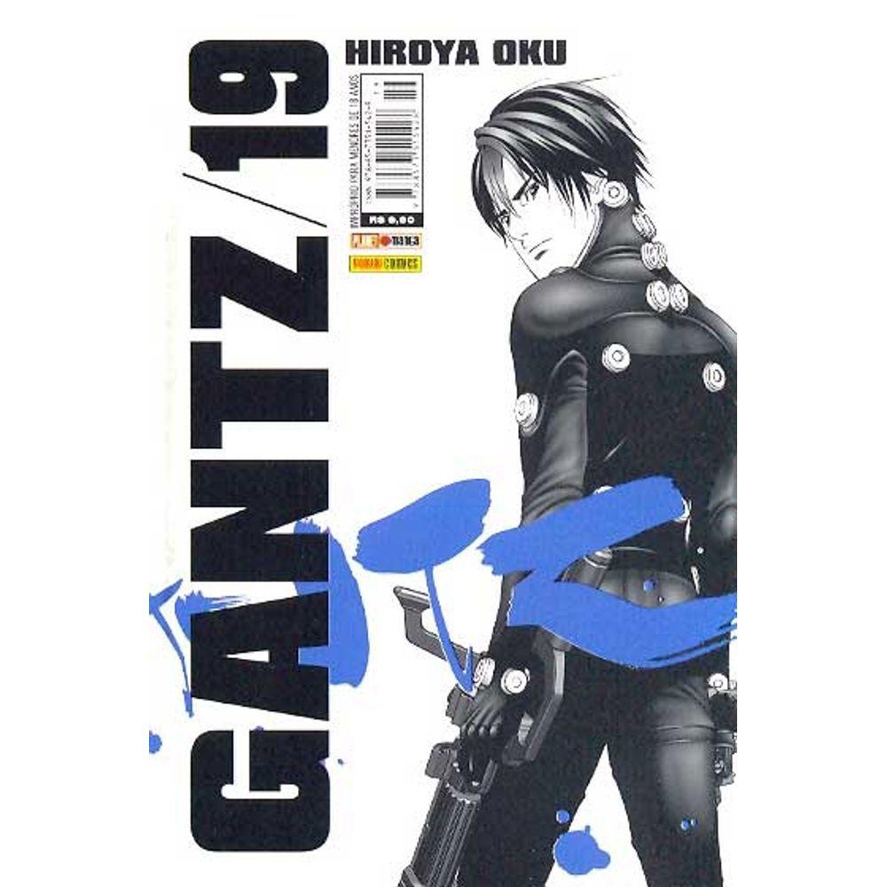 Gantz - Volume 19 - Usado