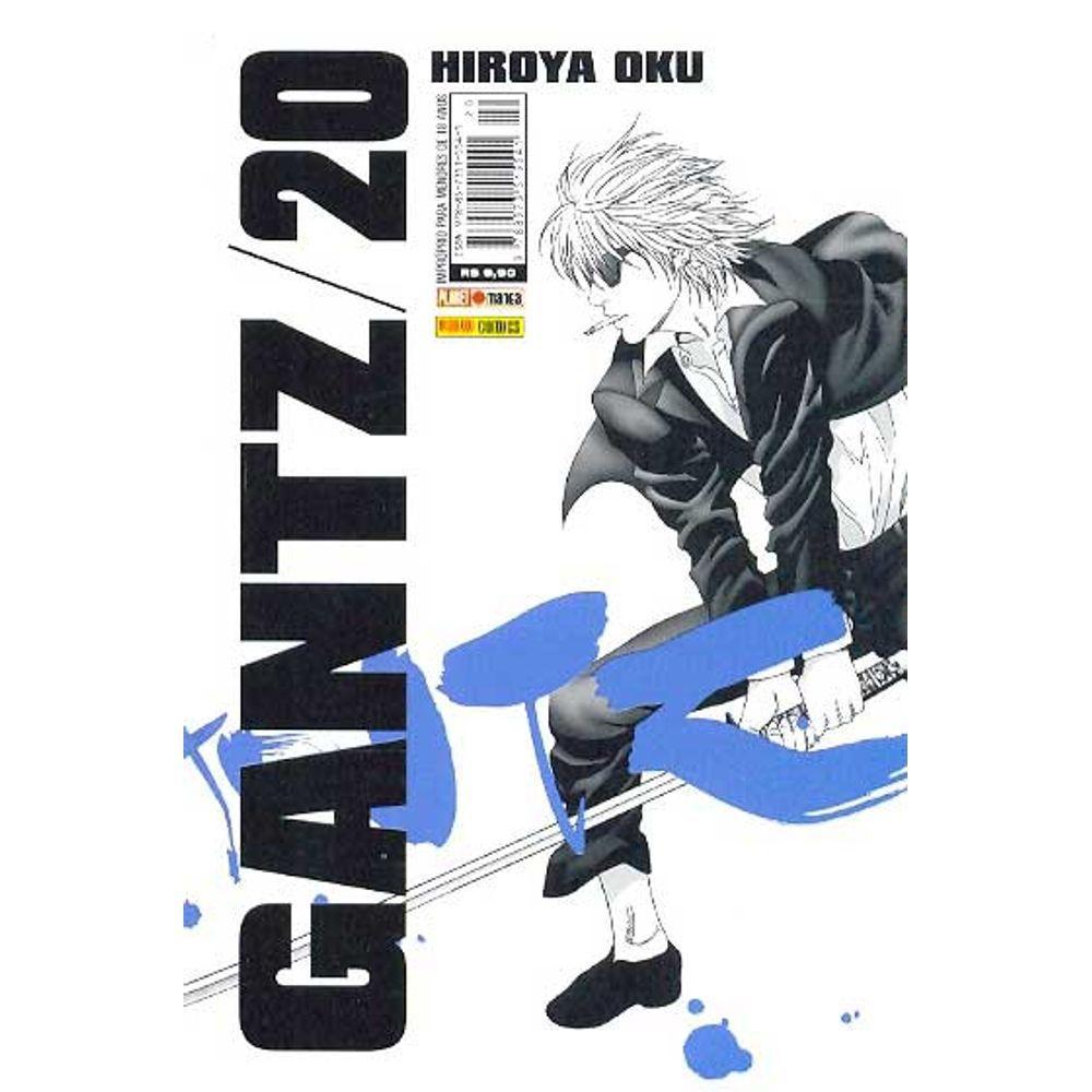 Gantz - Volume 20 - Usado