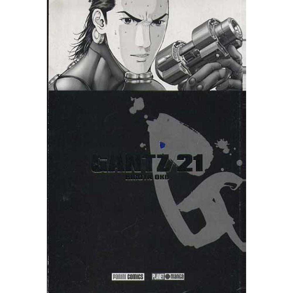 Gantz - Volume 21 - Usado