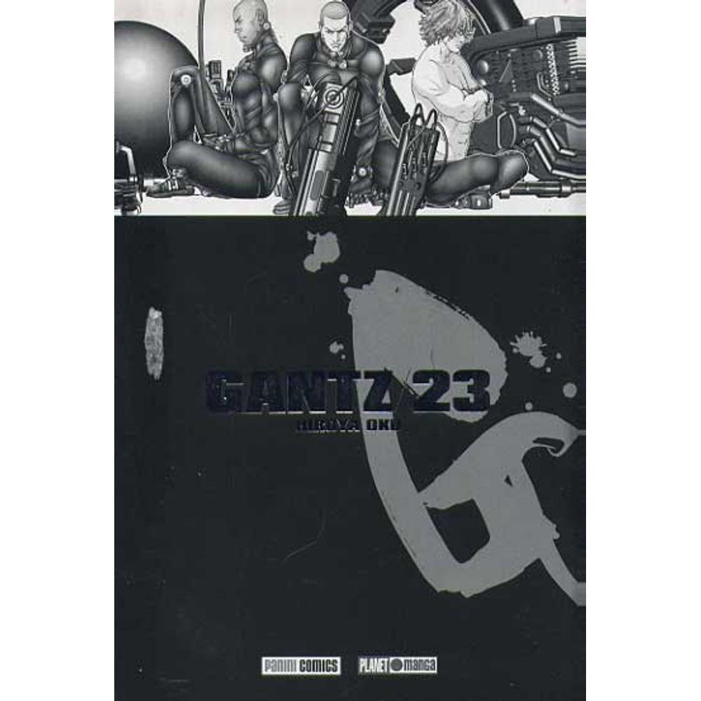 Gantz - Volume 23 - Usado