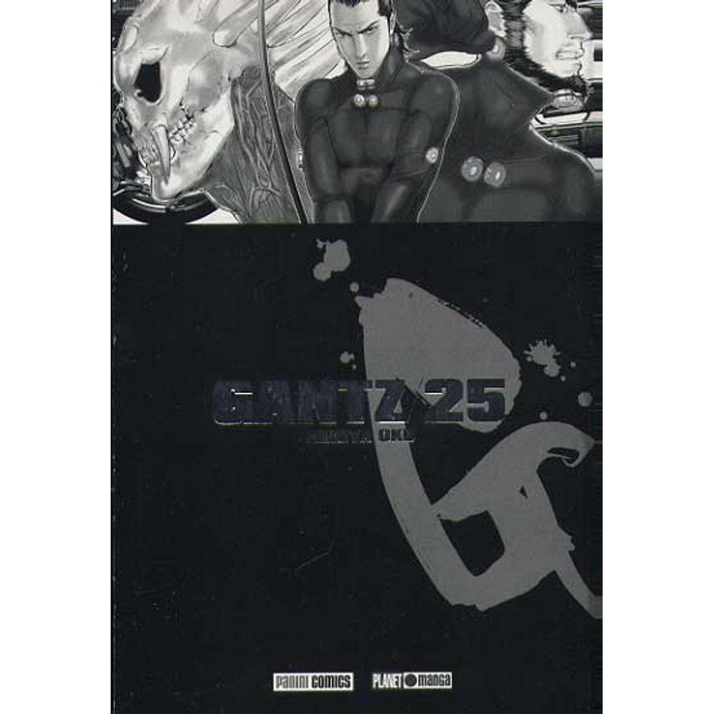 Gantz - Volume 25 - Usado