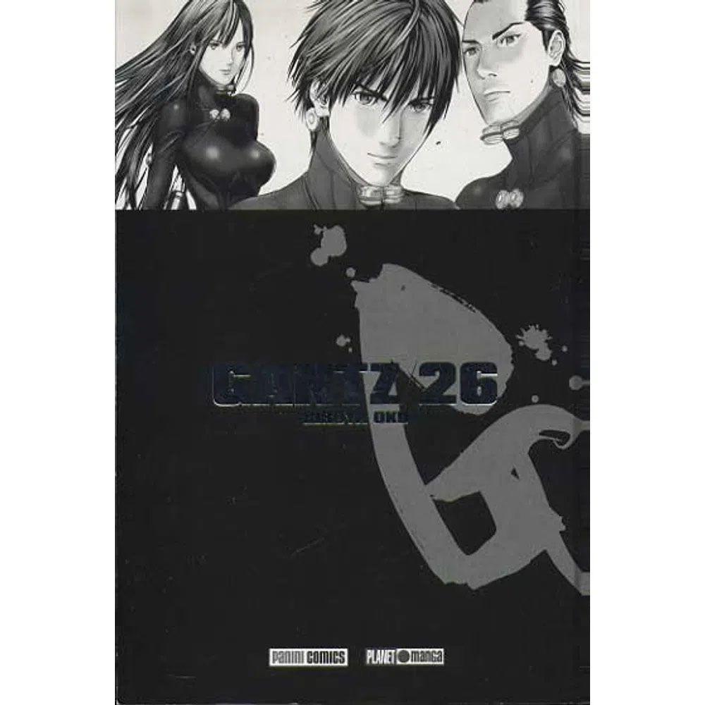 Gantz - Volume 26 - Usado