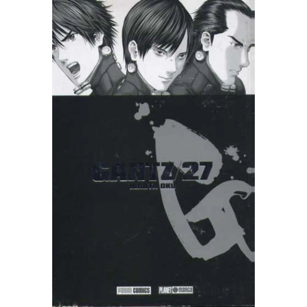 Gantz - Volume 27 - Usado