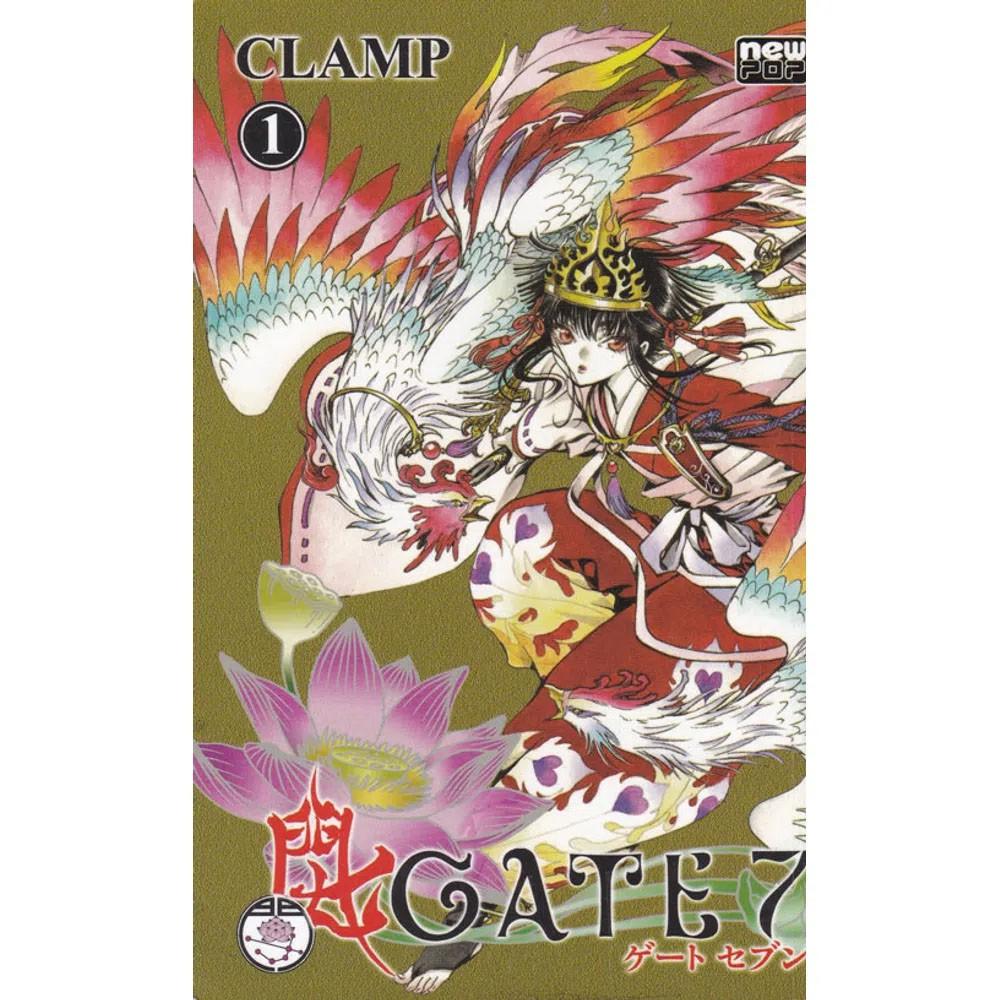 Gate 7 - Volume 01 - Usado
