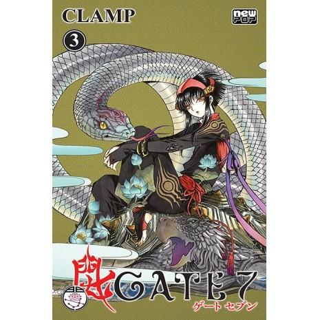 Gate 7 - Volume 03 - Usado