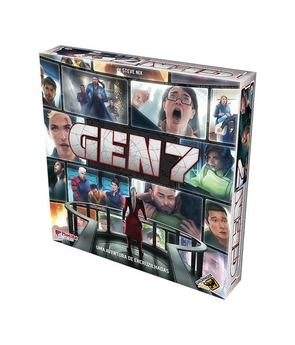 GEN7 - Uma Aventura de Encruzilhadas