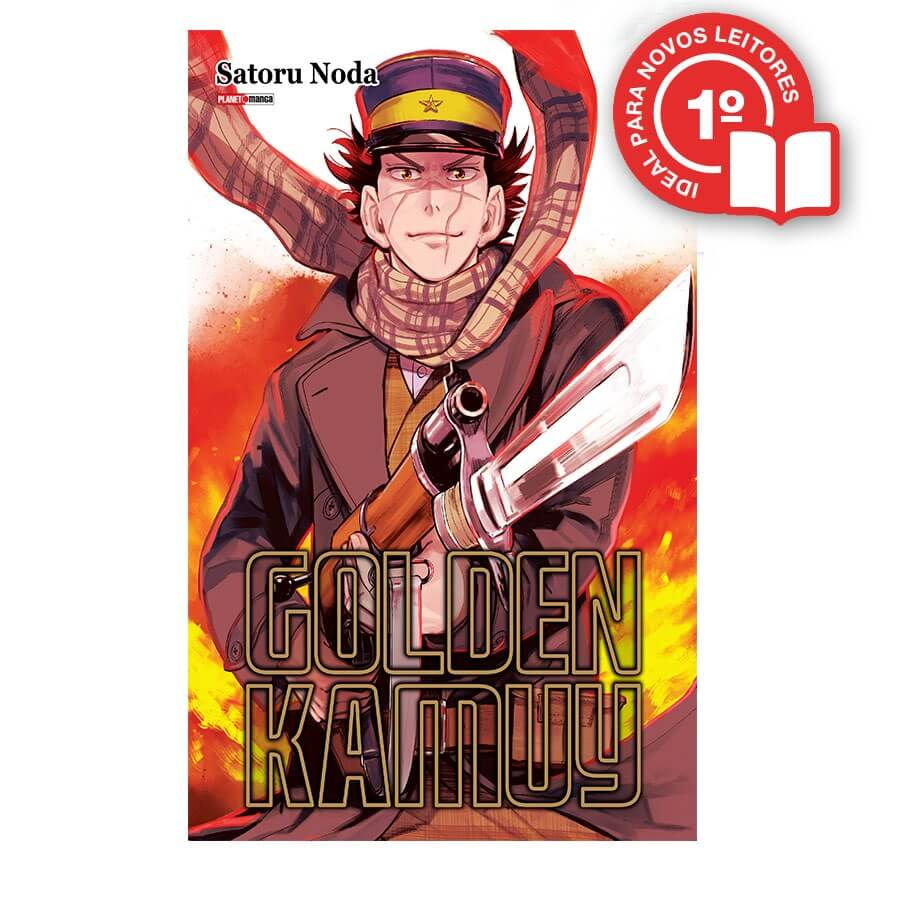 Golden Kamuy - Volume 01