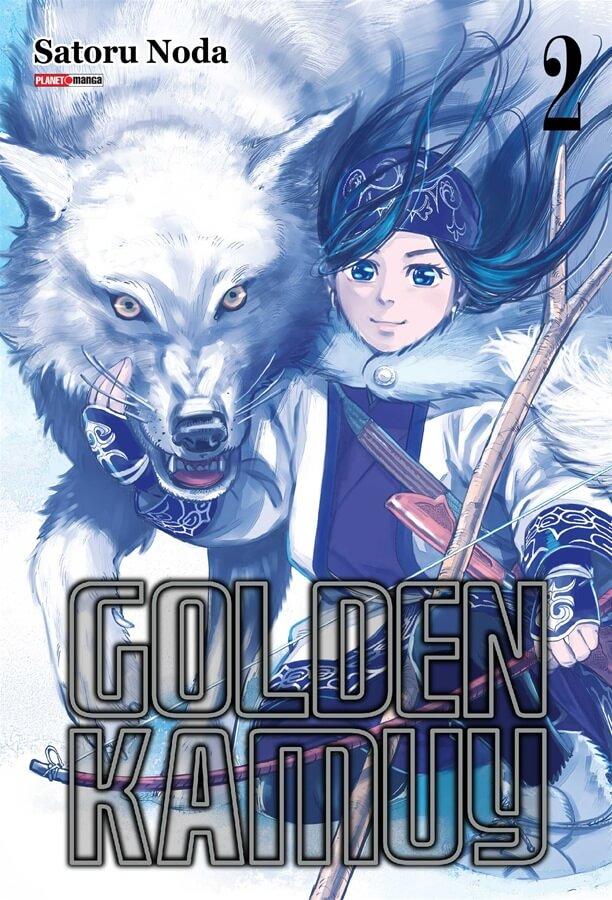 Golden Kamuy - Volume 02