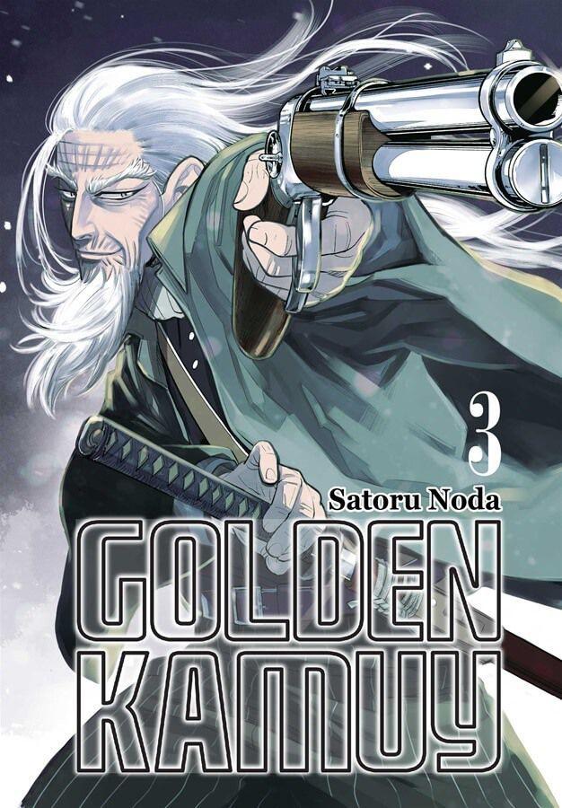 Golden Kamuy - Volume 03