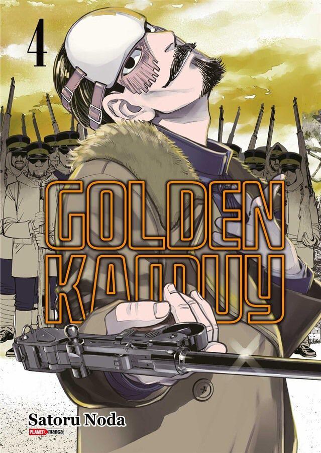 Golden Kamuy - Volume 04