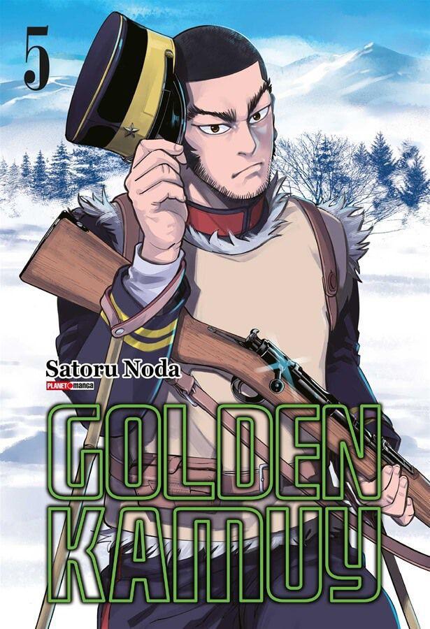 Golden Kamuy - Volume 05