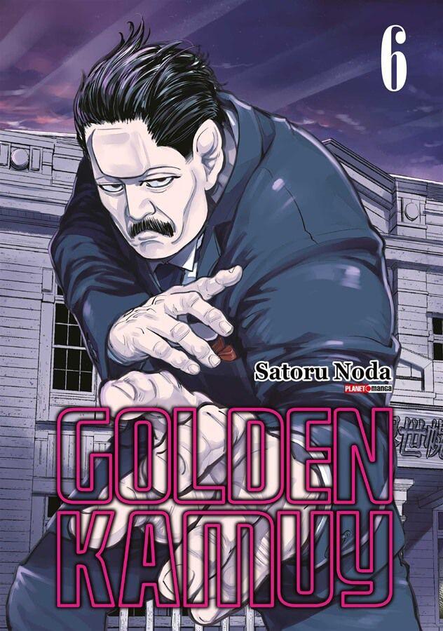Golden Kamuy - Volume 06
