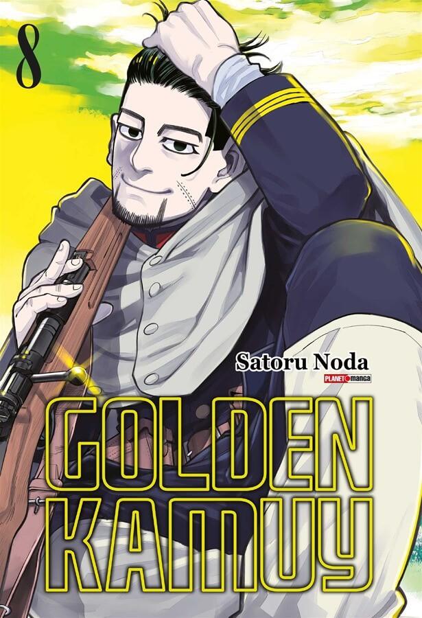 Golden Kamuy - Volume 08