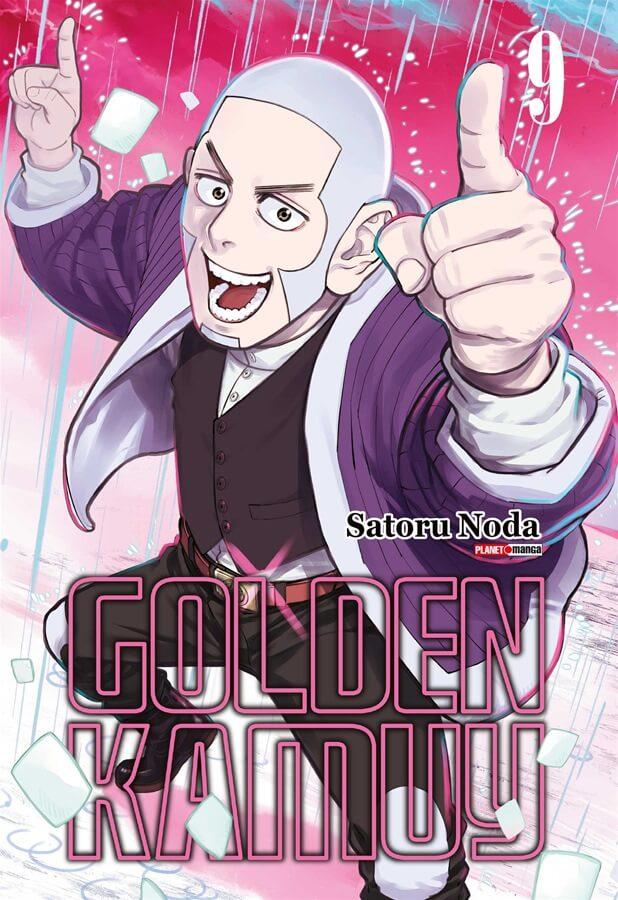 Golden Kamuy - Volume 09