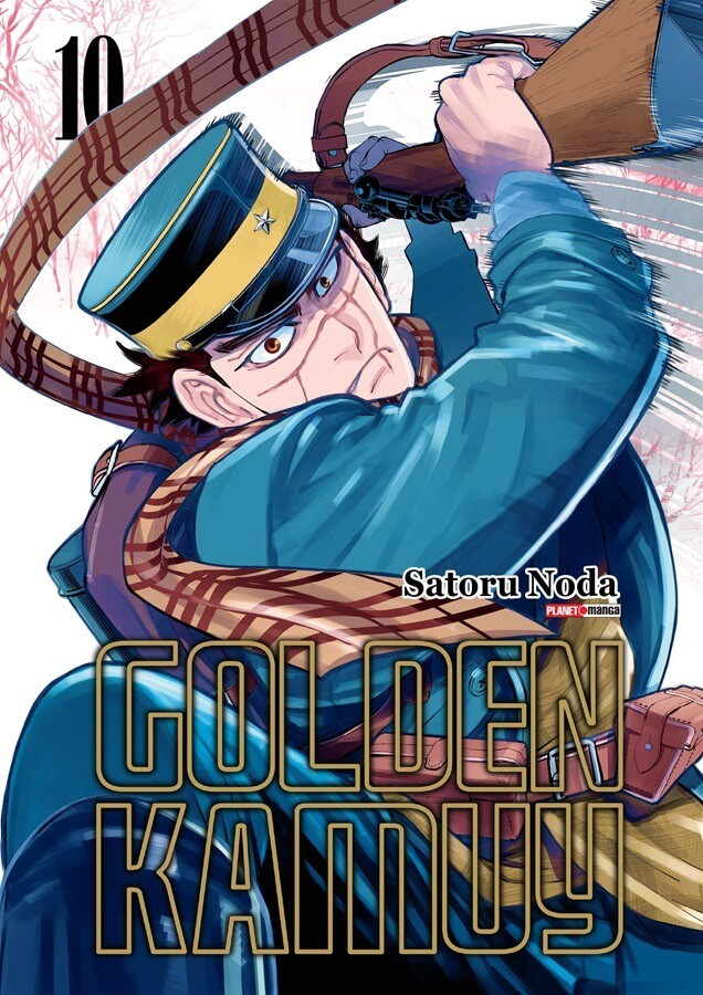 Golden Kamuy - Volume 10