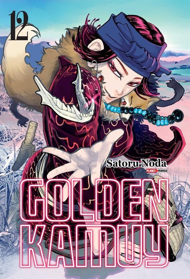 Golden Kamuy - Volume 12