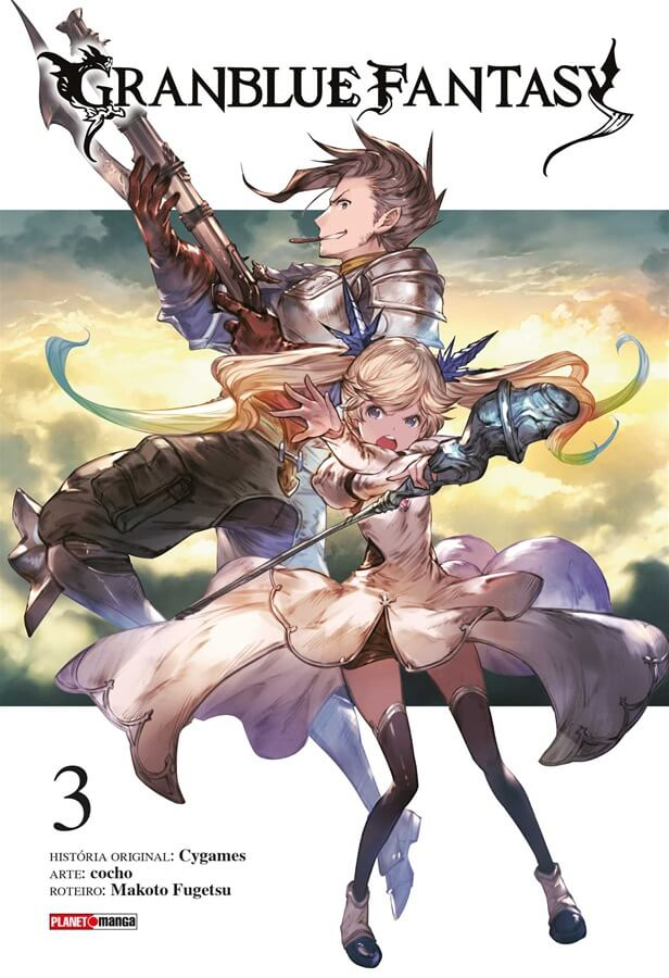 Granblue Fantasy - Volume 03