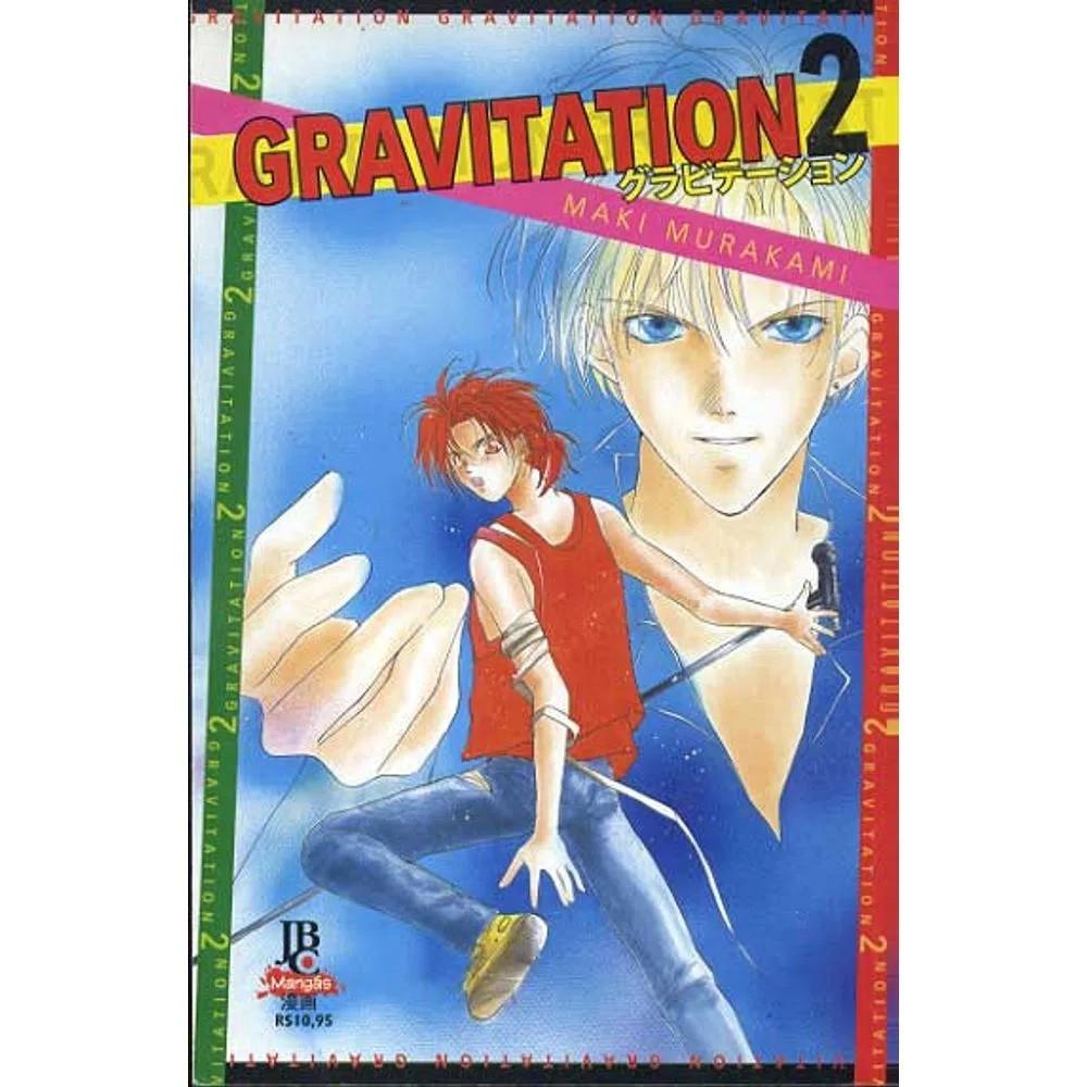 Gravitation - Volume 02 - Usado