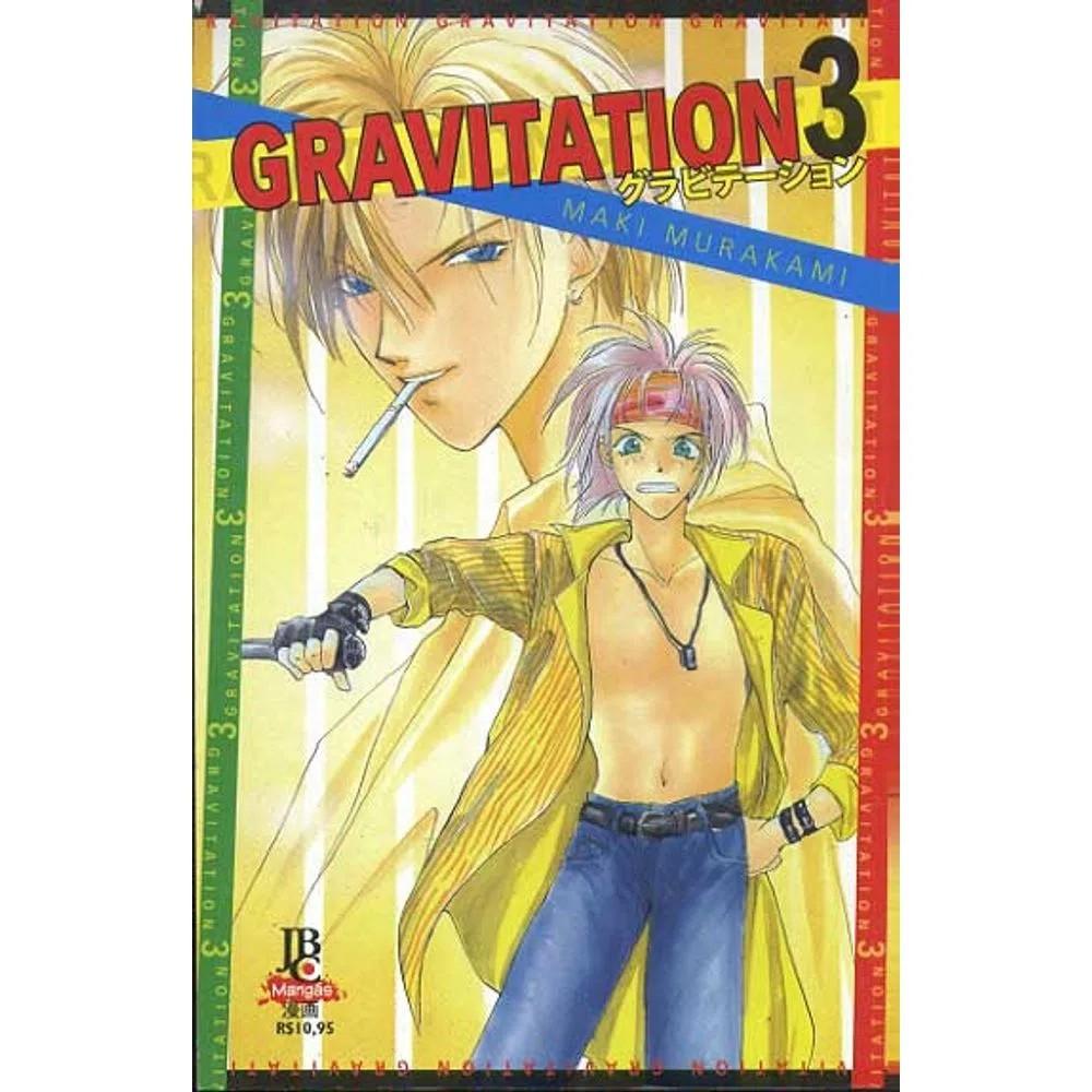 Gravitation - Volume 03 - Usado