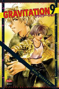Gravitation - Volume 09 - Usado